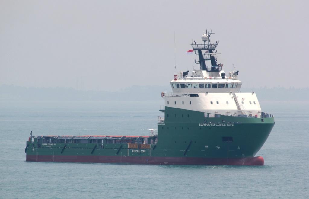 Photos de navires Luxembourgeois Armateur enre Belgique B 1 Bourbo16
