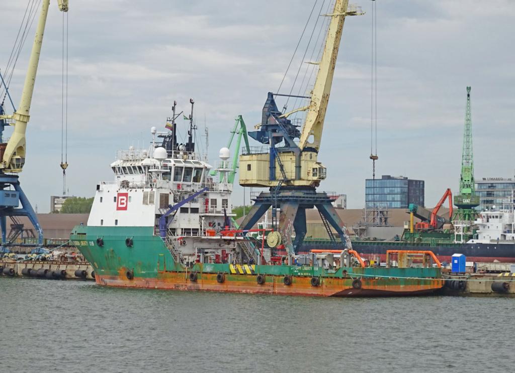 Photos de navires Luxembourgeois Armateur enre Belgique B 1 Bourbo19