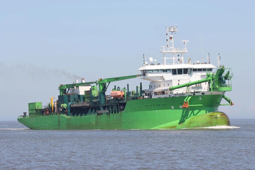 Photos des Navires Belge de la marchande,Fluviale et Pêche 1 Breugh10