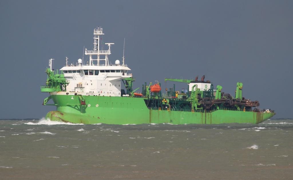 Photos des Navires Belge de la marchande,Fluviale et Pêche 1 Breyde10