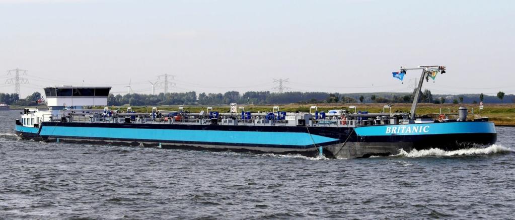 Photos de navires Luxembourgeois Armateur enre Belgique B 2 Britan10