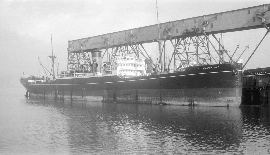 Photos General cargo avant 1940 (Plus 3000gt) 16 Britko10