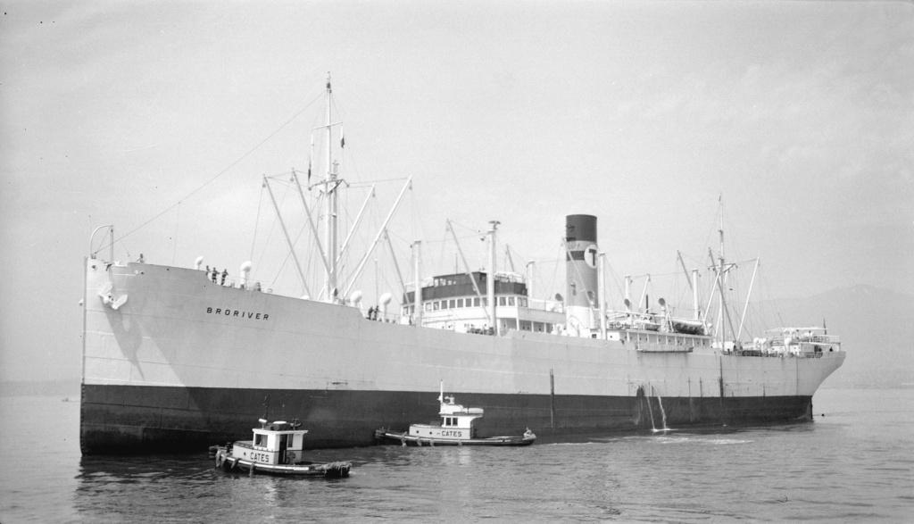 Photos General cargo avant 1940 (Plus 3000gt) 17 Broriv10