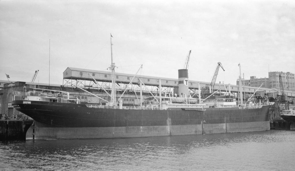 Photos General cargo avant 1940 (Plus 3000gt) 16 Brosea11