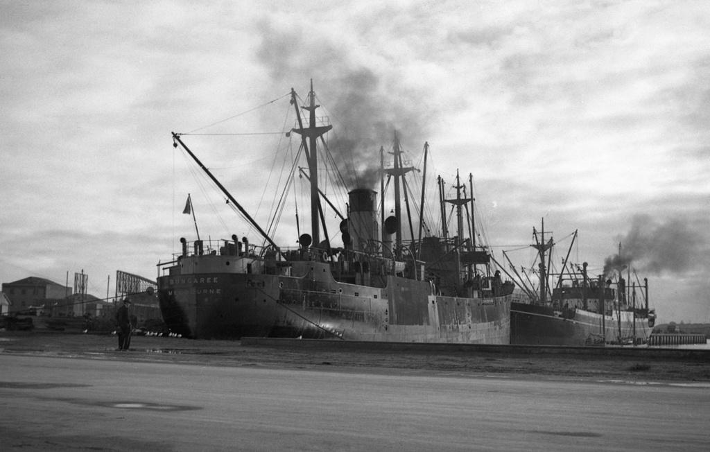 Photos General cargo avant 1940 (Plus 3000gt) 4 Bungar10