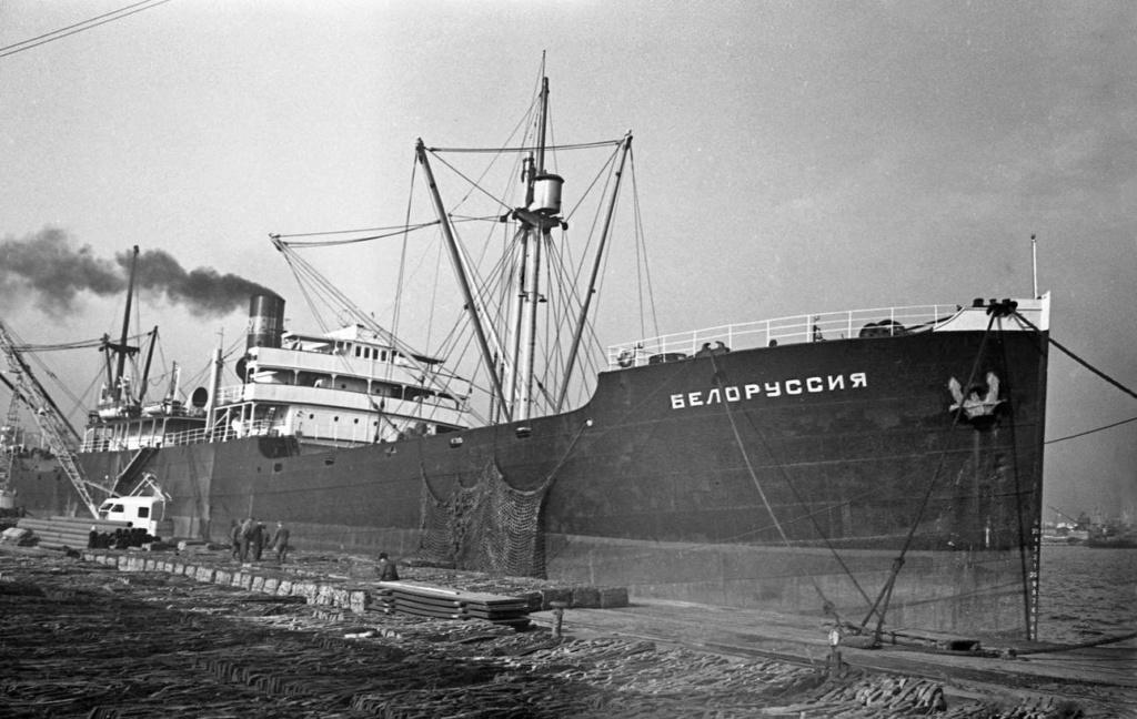 Photos General cargo avant 1940 (Plus 3000gt) 1  Byelor10