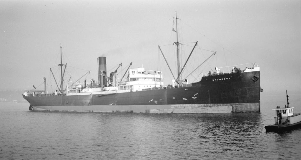 Photos General cargo avant 1940 (Plus 3000gt) 13 Caduce10