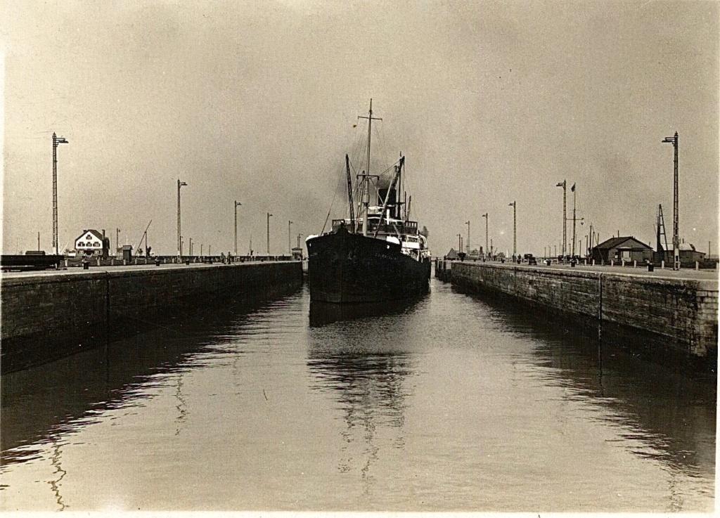 Photos General cargo avant 1940 (Plus 3000gt) 16 Cairnv10