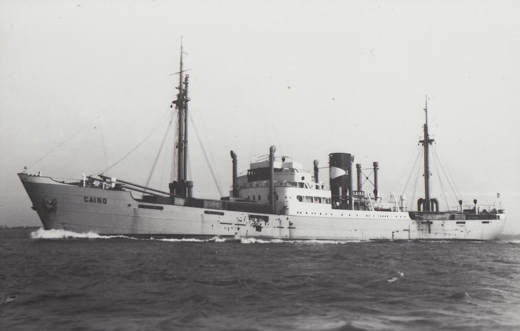 Photos General cargo avant 1940 (Plus 3000gt) 4 Cairo_11