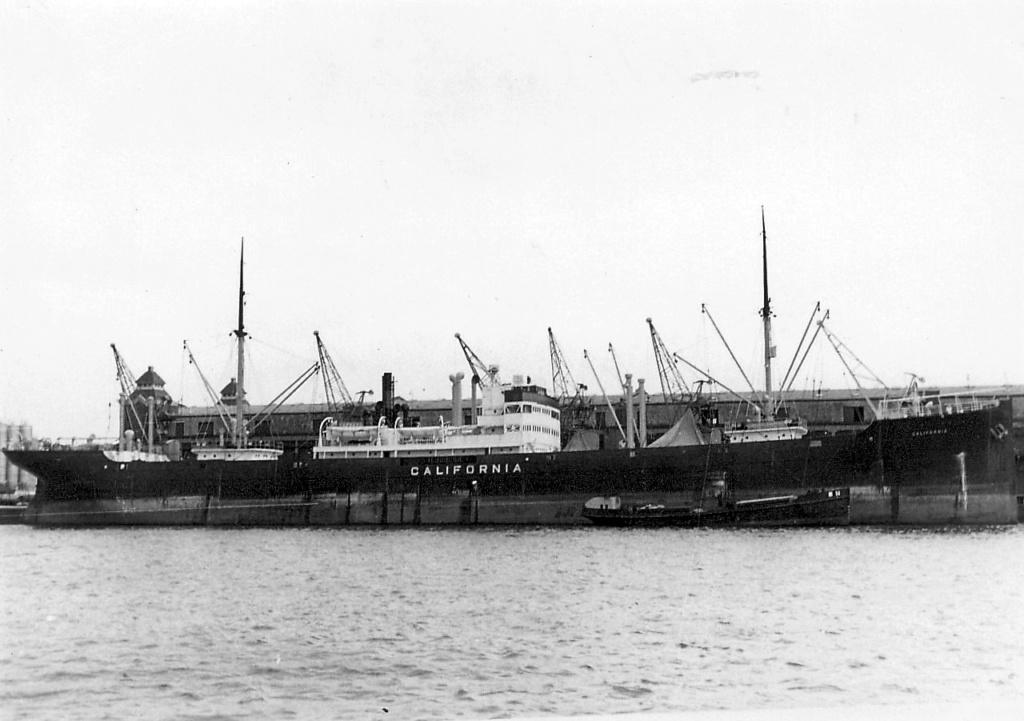Photos General cargo avant 1940 (Plus 3000gt) 5  Califo10