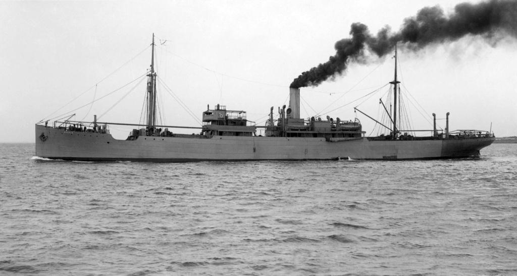 Photos General cargo avant 1940 (Plus 3000gt) 20 Calulu10
