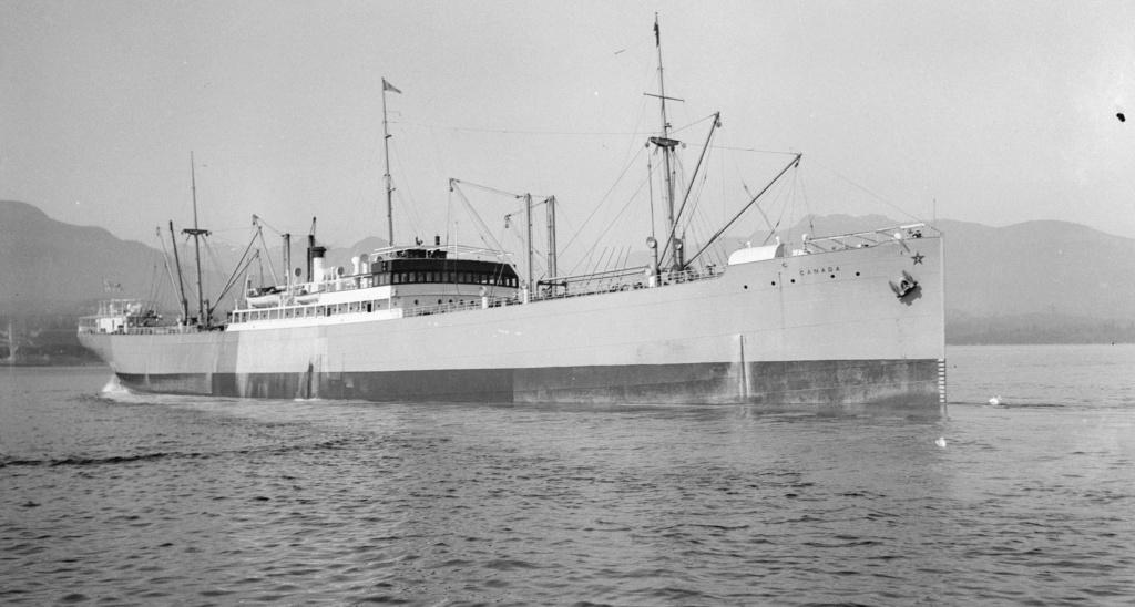 Photos General cargo avant 1940 (Plus 3000gt) 13 Canada10