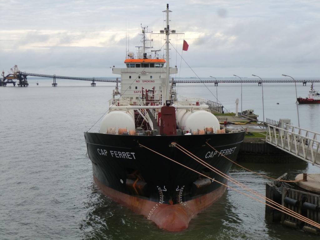 Photos de navires Luxembourgeois Armateur enre Belgique C Cap_fe12