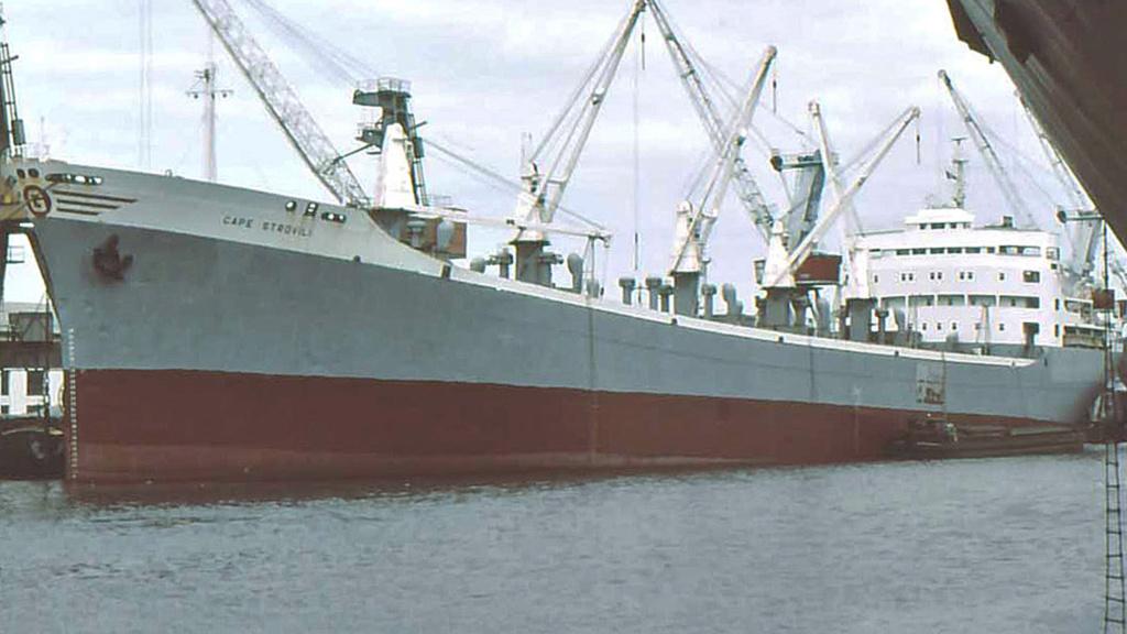 Photos Navires du monde construit entre 1950-1960 (2) Cape_s10