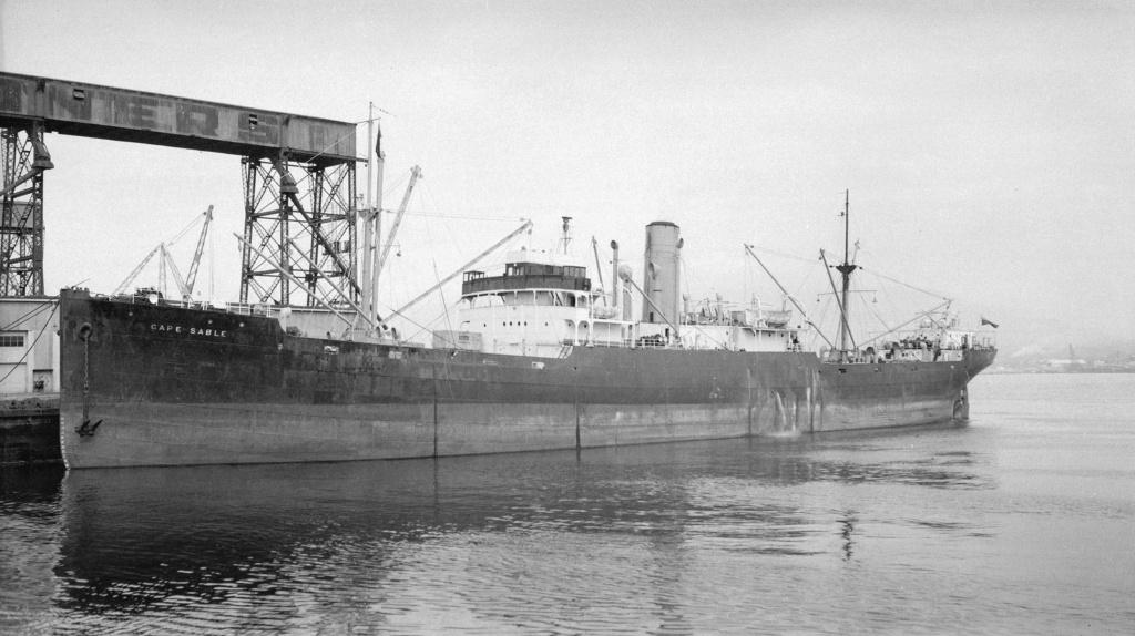 Photos General cargo avant 1940 (Plus 3000gt) 16 Cape_s12