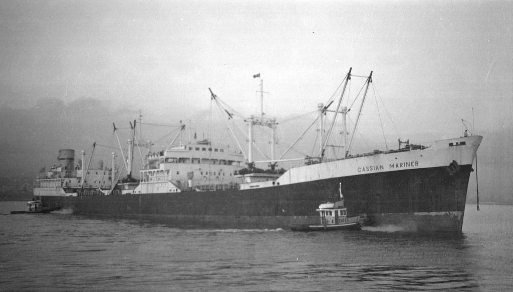 Photos Navires du monde construit entre 1950-1960 (3) Cassia11