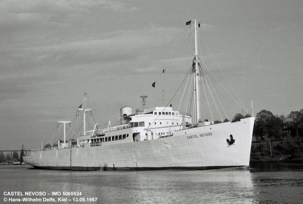 Photos General cargo avant 1940 (Plus 3000gt) 11 Castel11