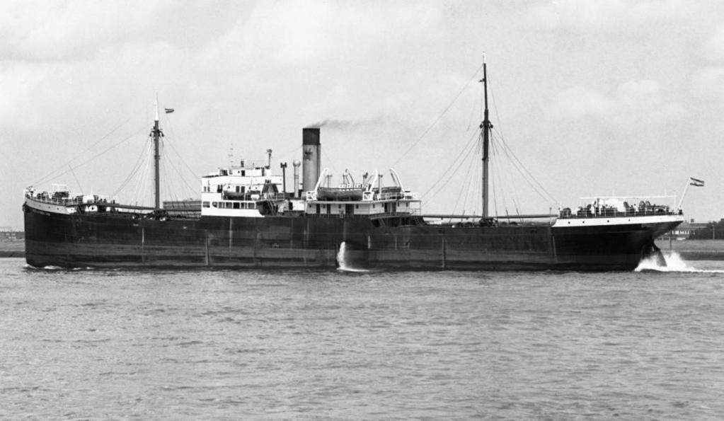 Photos General cargo avant 1940 (Plus 3000gt) 16 Castil12