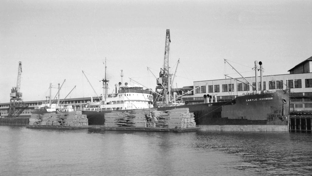 Photos General cargo avant 1940 (Plus 3000gt) 15 Castle10