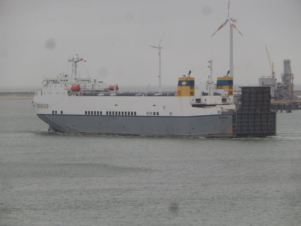 Photos des Navires Belge de la marchande,Fluviale et Pêche 1 Celand10