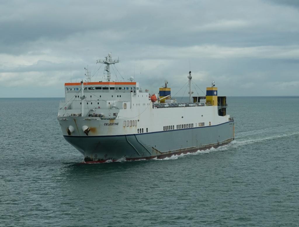 Photos des Navires Belge de la marchande,Fluviale et Pêche 1 Celest10