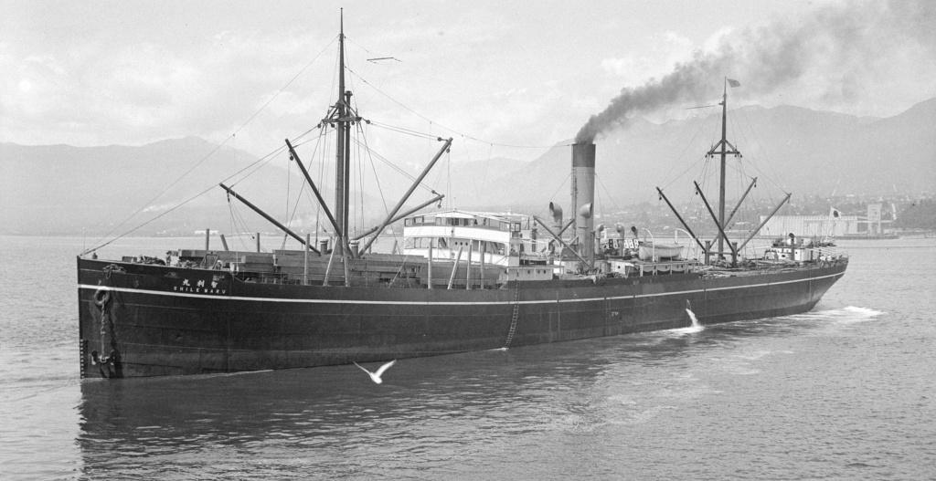 Photos General cargo avant 1940 (Plus 3000gt) 17 Chile_10