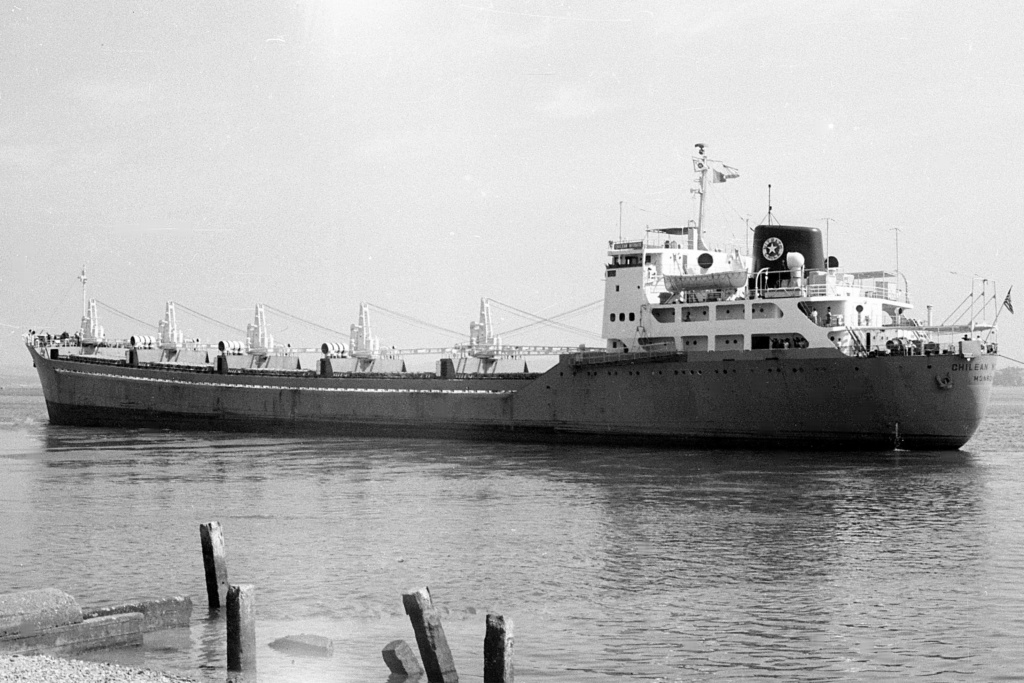 Photos Navires du monde construit entre 1950-1960 (6) Chilea11