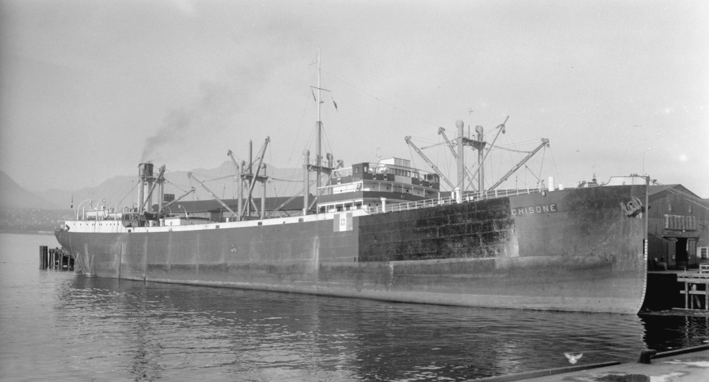 Photos General cargo avant 1940 (Plus 3000gt) 13 Chison10