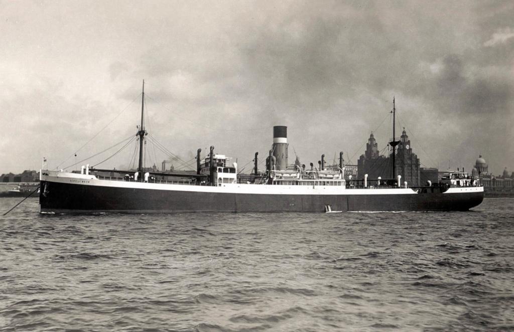 Photos General cargo avant 1940 (Plus 3000gt) 16 City_o13