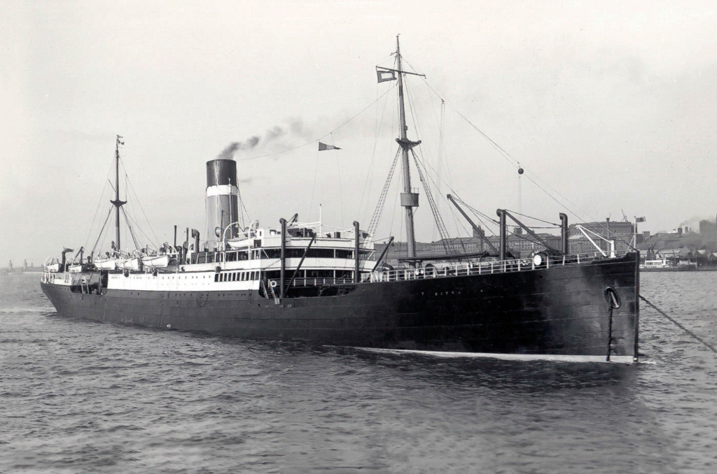 Photos General cargo avant 1940 (Plus 3000gt) 17 City_o15