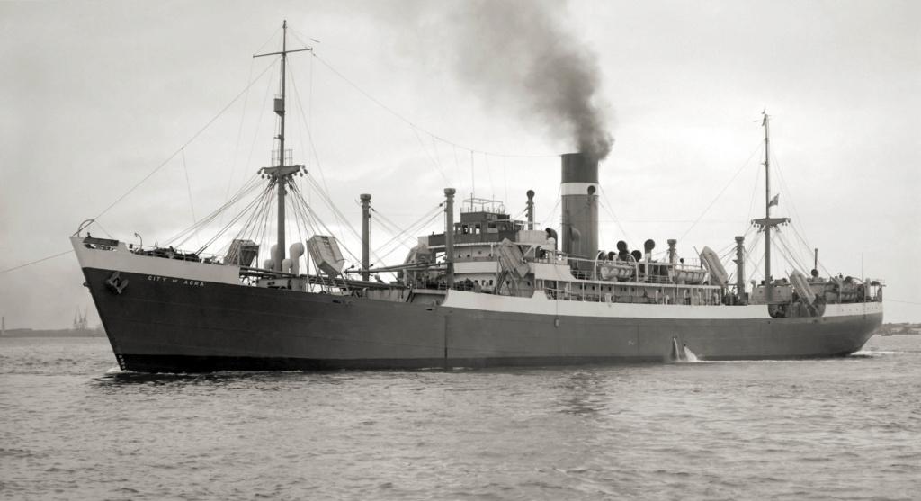 Photos General cargo avant 1940 (Plus 3000gt) 26 City_o29