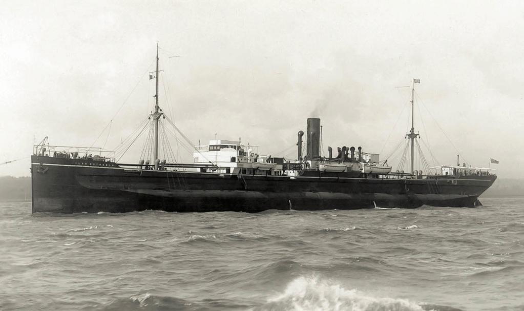 Photos General cargo avant 1940 (Plus 3000gt) 15 Clan_b10