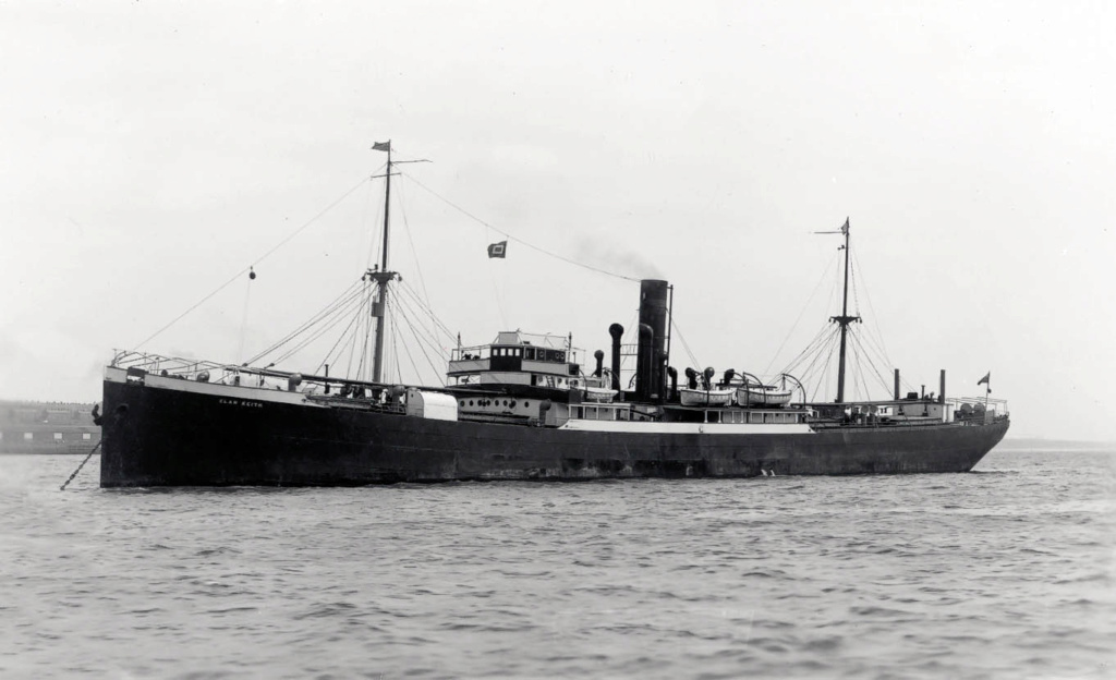 Photos General cargo avant 1940 (Plus 3000gt) 15 Clan_k10