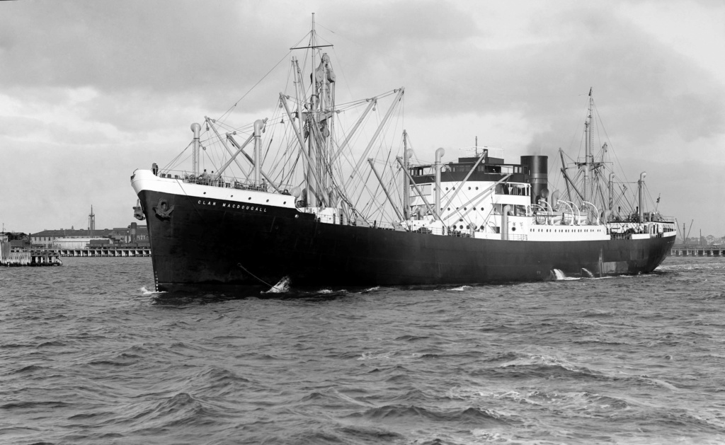 Photos General cargo avant 1940 (Plus 3000gt) 15 Clan_m13