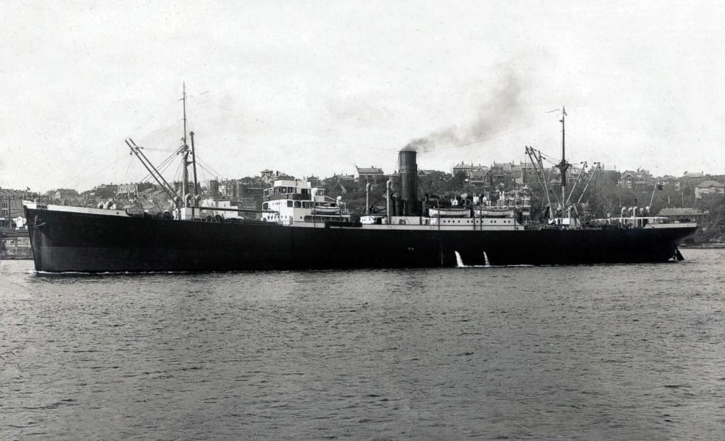 Photos General cargo avant 1940 (Plus 3000gt) 16 Clan_m14