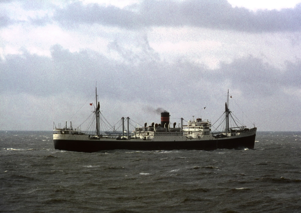 Photos General cargo avant 1940 (Plus 3000gt) 25 Clan_m23
