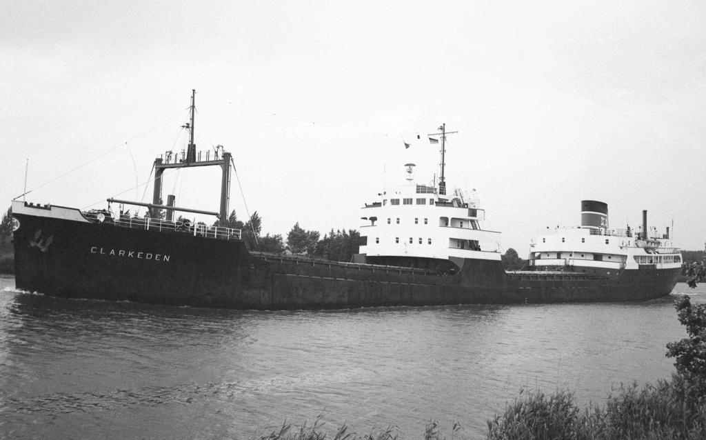 Photos Navires du monde construit entre 1950-1960 (2) Clarke10