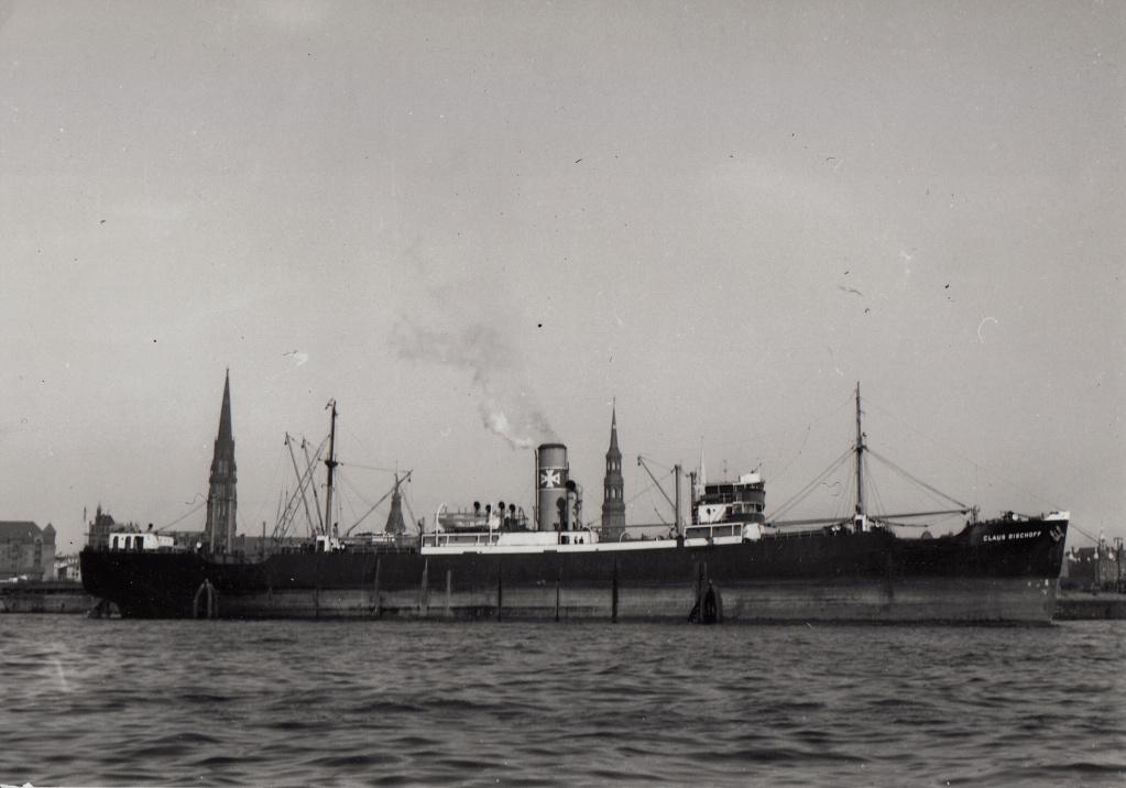 Photos General cargo avant 1940 (Plus 3000gt) 4 Claus_11