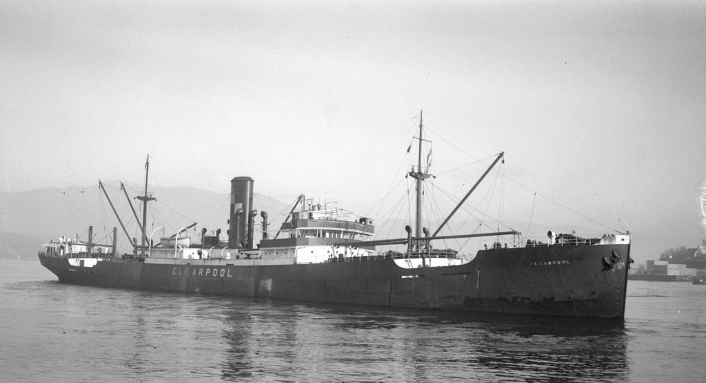 Photos General cargo avant 1940 (Plus 3000gt) 17 Clearp10