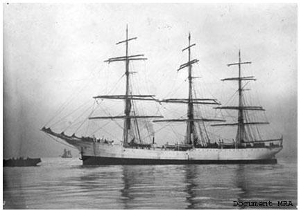 Le Comte de Smet de Naeyer navire-école belge Comte-11