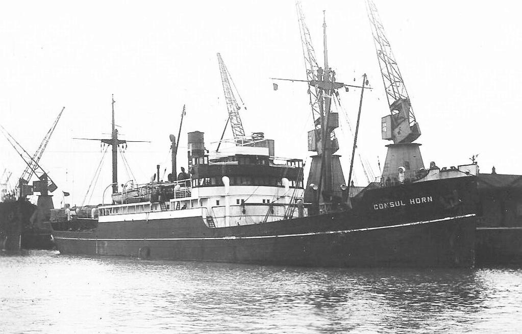 Photos General cargo avant 1940 (Plus 3000gt) 25 Consul11