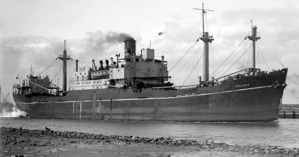 Photos General cargo avant 1940 (Plus 3000gt) 26 Coolab10