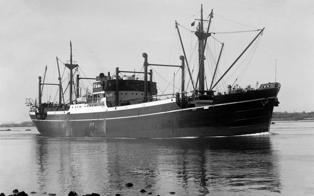 Photos General cargo avant 1940 (Plus 3000gt) 15 Corind11