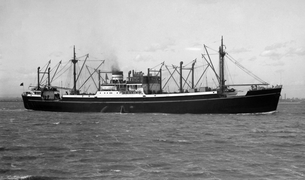 Photos General cargo avant 1940 (Plus 3000gt) 16 Corind12
