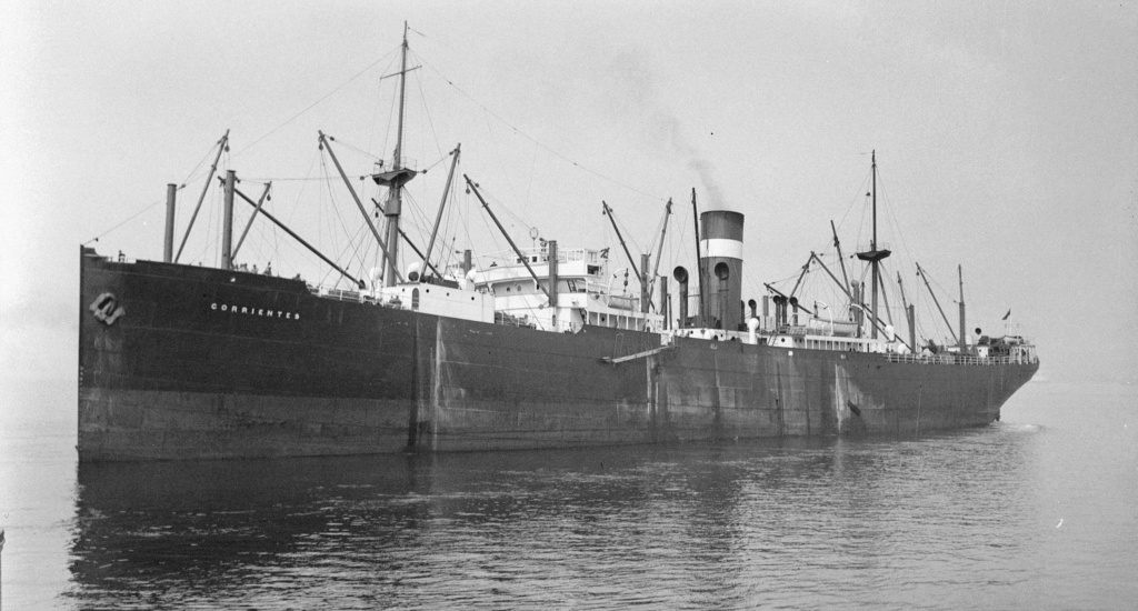 Photos General cargo avant 1940 (Plus 3000gt) 10  Corrie10