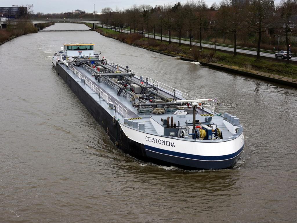 Photos des Navires Belge de la marchande,Fluviale et Pêche 1 Corylo10