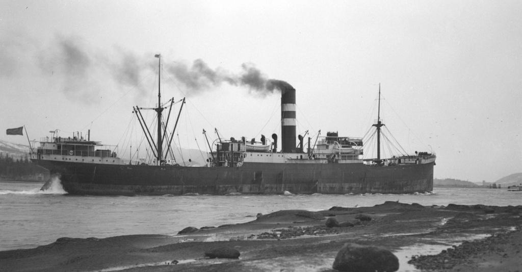 Photos General cargo avant 1940 (Plus 3000gt) 16 Counse10