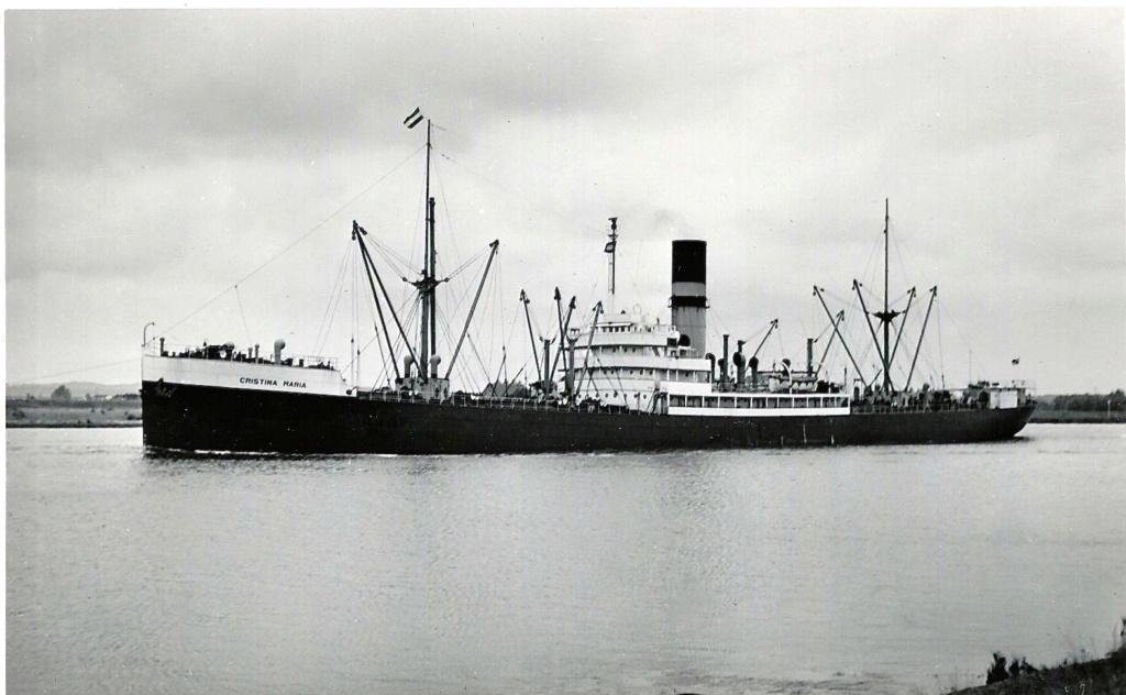 Photos General cargo avant 1940 (Plus 3000gt) 17 Cristi10