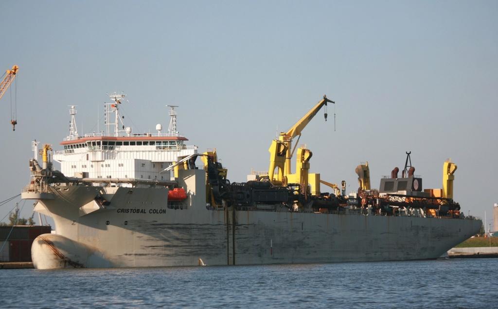 Photos de navires Luxembourgeois Armateur enre Belgique C Cristo10