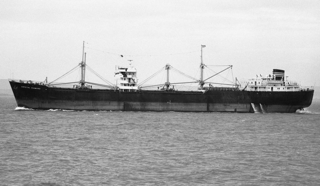 Photos Navires du monde construit entre 1950-1960 (1) Crysta11